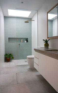 Lovely Bathroom Shower Remodel Ideas shower design a remarkable sizable feeling for your bathroom renovating task. The absence of blockages uses a smooth change from the rest of the bathroom. Bad Inspiration, Bathroom Inspiration, Bathroom Ideas, Ikea Bathroom, Bathroom Mirrors, Bathroom Inspo, Bathroom Curtains, Bathroom Organization, Bathroom Storage