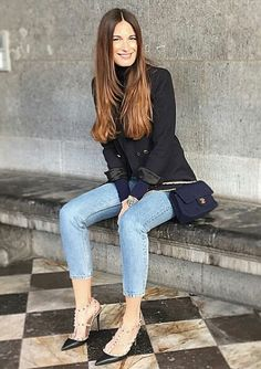 #lena_terlutter #bluejeans #style #outfit #my #look #chanel #bag #fashionista