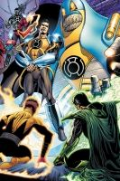TALES OF THE SINESTRO CORPS PRESENTS: SUPERMAN-PRIME #1