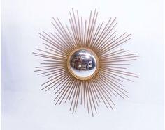 Miroir Soleil Sorcière Chaty Vallauris