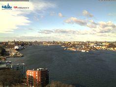 Webcam su Stoccolma