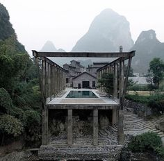 Swipe Left! Old sugar mill transformed into Alila Yangshuo Hotel in Yangshuo Designed by Vector Architects . Tag a friend!  ---------------------  Don't just like follow us for more pic & videos ! @gardening_addict ---------------------  TAG your friends Check the link in Bio  @_architecture.art_ Follow us @_architecture.art_ --------------------- #archilovers #architecturelovers #building #architectureporn #architecturephotography #buildings #archidaily #arquitectura #architect…