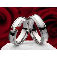 Engagement Rings, Fashion and Fine Jewelry by coi Jewelry : ! Titanium Jewelry, Titanium Wedding Rings, Diamond Wedding Rings, Celtic Rings, Matching Wedding Bands, Pretty Rings, Couple Rings, Ring Verlobung, Wedding Couples
