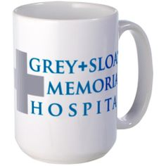 Official Grey's Anatomy Merchandise, T-shirts, DVDs