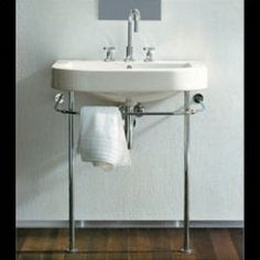 Console Sink On Pinterest Duravit Consoles And Sinks