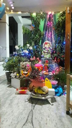 Ganesh decoration