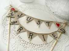 Wedding Cake Toppers - Wedding Decorations