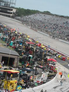 NASCAR - Talledaga, Bristol, Vegas and Phoenix!