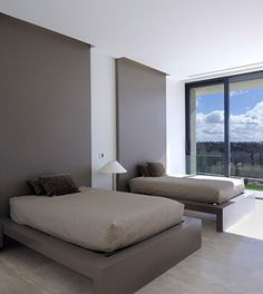 A-cero | Travertine House | Madrid, Spain