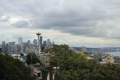 Seattle a la luz del sol