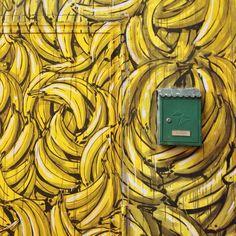 Fruit pattern - bananas | VSCO | stereotoy
