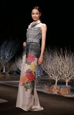 Vietnam Fashion Week FW16 - Ready to wear. Designer: Minh Hanh. Photo: Cao Duy