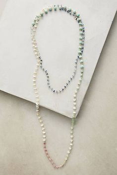 Lahaina Necklace - like the gradient and layer