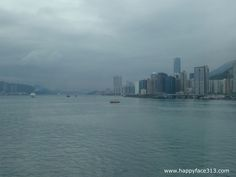 Hong Kong on a misty day :-)
