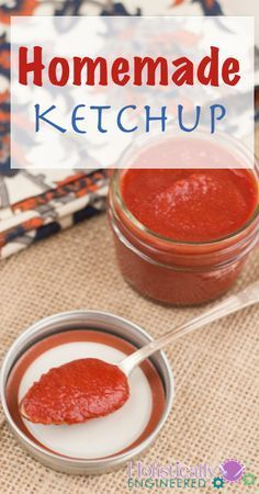 homemade ketchup homemade paleo ketchup no sweetener added added 2 tbs ...