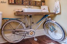 bicycle sink - Google Search
