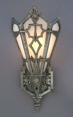 Art Deco Wall Sconces #artdecofurniture