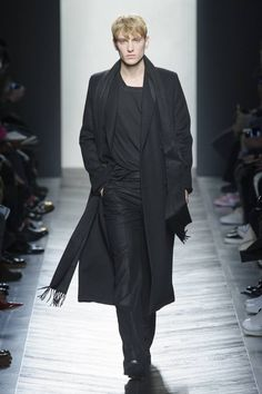 Male Fashion Trends: Bottega Veneta Fall/Winter 2016/17 - Milán Fashion Week