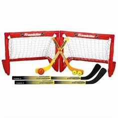 NHL Indoor 2 in 1 Mini Hockey Set by Franklin Sports | Toys | chapters.indigo.ca