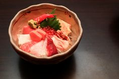 CHIKUWA TEI@ Mohamed Sultan Road for their chirashi-don.  Chikuwa Tei's chirashi sushi (S$25)– freshness is top notch, slices are thick enough to bring out the sweetness of the fish, serving is generous and filling, and the cherry on top? Its super reasonable price tag. Chikuwa Tei 9 Mohamed Sultan Road #01-01 Tel: +65 6738 9395 Daily: 11.30am – 3pm, 6pm – 10pm
