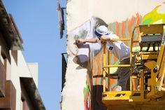 Arte urbano en Zaragoza, convocatoria anual