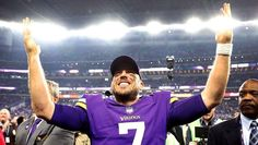 The NFC is giving us Cinderella with Nick Foles or Case Keenum