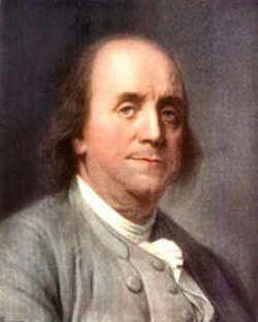 Massachusetts State Inventor - Benjamin Franklin