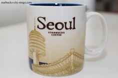 ASIA ICONS | Starbucks City Mugs
