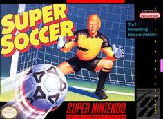Super Soccer on 12-24-2014