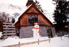 Murren Switzerland Anglican Church by Celestial Charms flckr