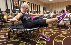Conquering the Core with instructor Irene McCormick- Yes please, & thank you!