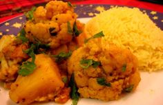 Great aloo gobi recipe from the film Bend It Like Beckham