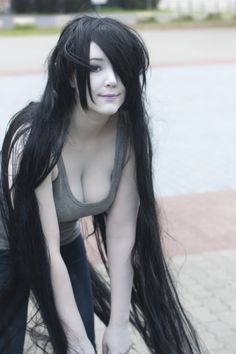 Marceline / cosplay / Adventure Time / Fandom