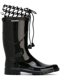 221a8db2cdf3 Michael Michael Kors  Charm  Rain Boots - Farfetch
