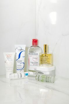 What I Found At The French Pharmacy + Giveaway Beauty Routine Schedule, Daily Beauty Routine, Beauty Routines, Skincare Routine, French Beauty Secrets, Beauty Tips, Eau Thermale Avene, French Pharmacy, French Skincare