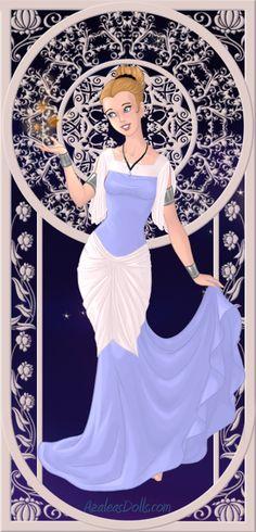 Goddess Cinderella