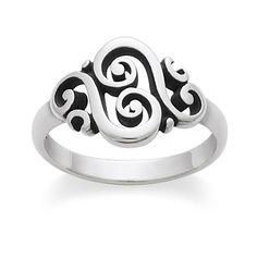 Spanish Swirl Ring | James Avery