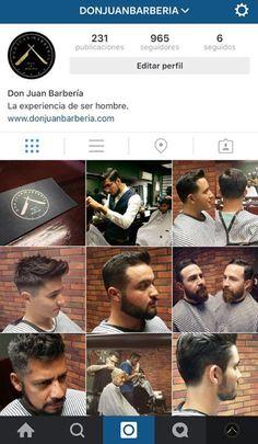 Ya nos siguen en Instagram?  @donjuanbarberia