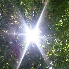 Nature Is Speaking, Orb Light, Ocean Wallpaper, Lens Flare, Bright Lights, Beautiful Lights, Scenery, Angels, Creatures