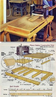 WoodArchivist is a Woodworking resource site which focuses on Woodworking Projects, Plans, Tips, Jigs, Tools Woodworking Equipment, Woodworking Jigs, Carpentry, Furniture Projects, Wood Projects, Wood Planer, Power Tool Accessories, Milling, Garage Ideas