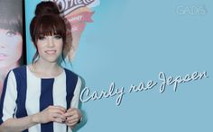 The lovely, Carly Rae Jepsen. More about Carly == www.GADIS.co.id