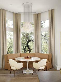 Astounding 12 Best Bay Window Dressing Images Bay Window Treatments Machost Co Dining Chair Design Ideas Machostcouk
