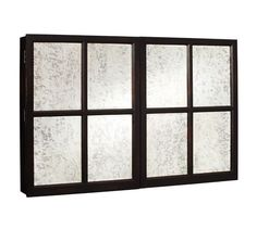 Awesome Mirror Wall Mount TV Cover, Small