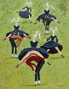 Художник Carole Beatrise Petter (102 работ)