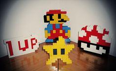 Lego Mario, Super Mario, Lego Duplo, House Party, Legos, Bowser, Communion, House Ideas, Join