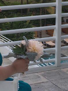 Blush peony bridesmaid