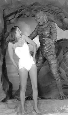"""arcaneimages: """" Creature From The Black Lagoon (1954) """""""
