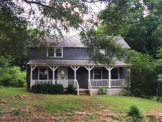 The listing doesn't provide much information about this South Carolina home, but there's just something about a house tucked deep into the trees that makes us swoon. For more information and photos, visit Shelton Properties. Asking Price: $27,500 Listed By: Bob Shelton, Shelton Properties, (864) 490-5989