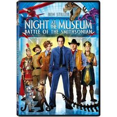 Amazon.com: Night at the Museum: Battle of the Smithsonian (Single-Disc Edition): Amy Adams, Ben Stiller: Movies & TV