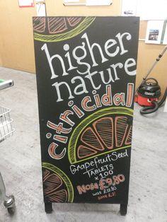 Higher Nature Citricidal - P8W2 Spitalfields - July 2015